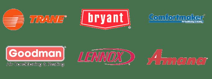 HVAC brands