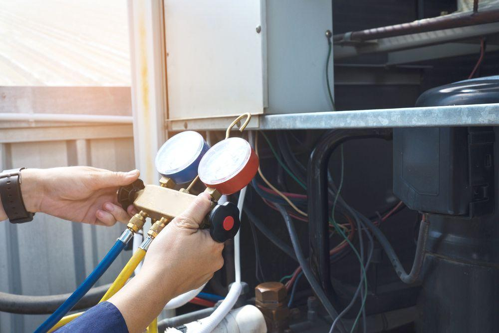 hvac repair san diego